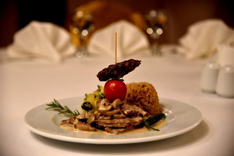 Divalin Hotel A La Carte Restaurant