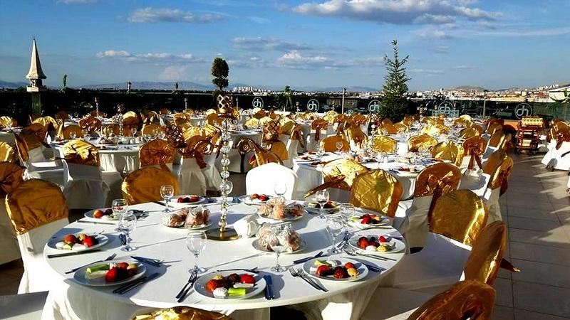 Divalin Hotel Erguvan Düğün Salonu