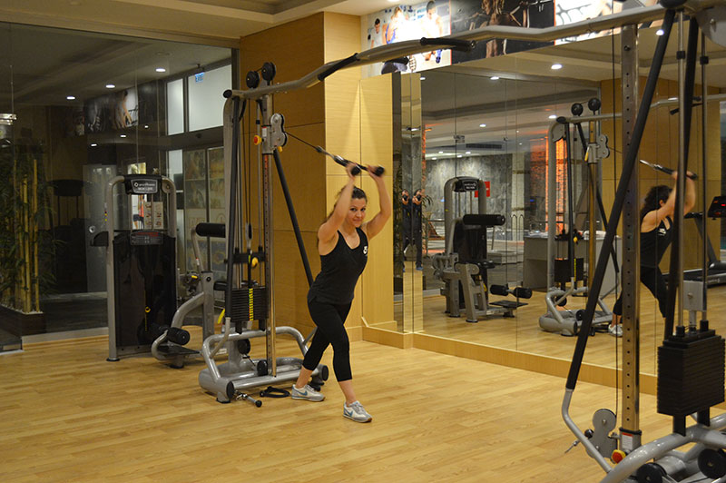 Divalin Hotel Fitness