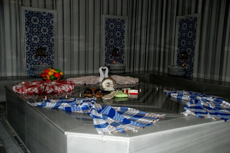 Divalin Hotel Türk Hamamı