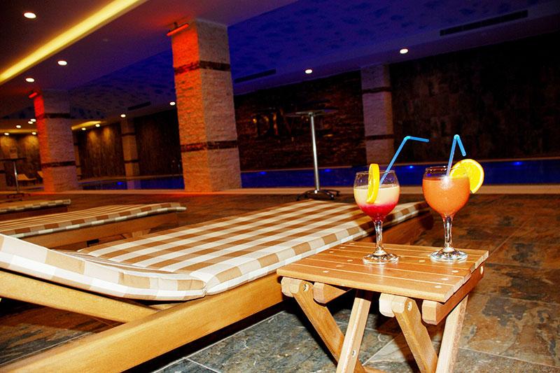 Divalin Hotel Kapalı Havuz