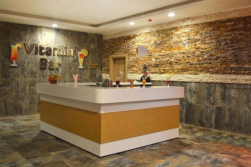Divalin Hotel Lobby & Vitamin Bar
