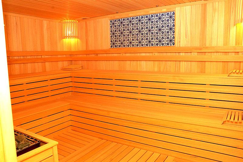 Divalin Hotel Sauna
