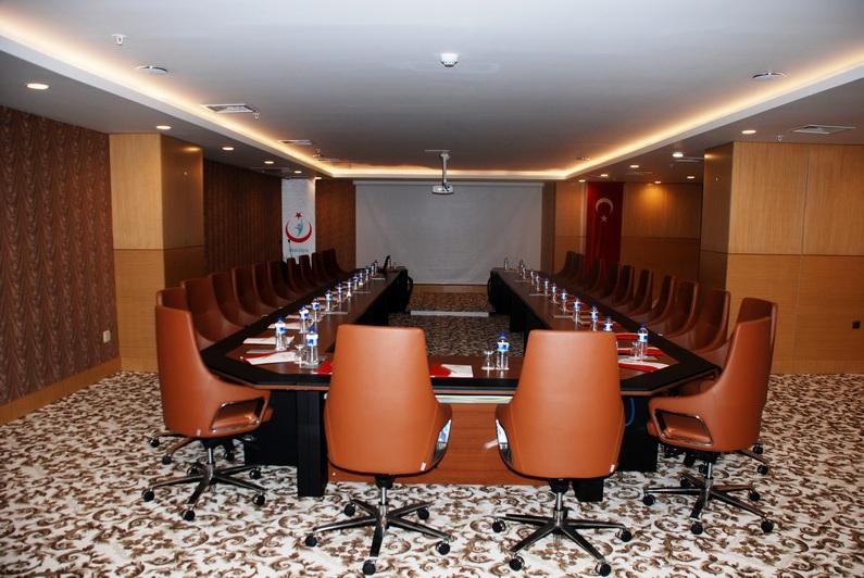 Divalin Hotel Vip Toplantı Salonu